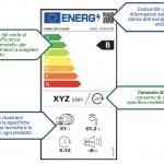 etichetta efficienza energetica