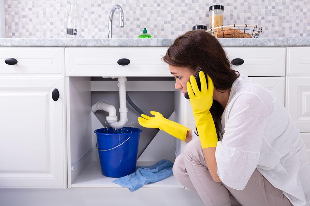 Lo spurgo lavandino